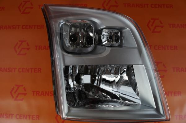 Headlight right electrical Ford Transit 2006-2013 new