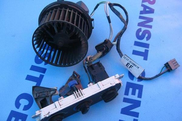 Heater matrix electric system Ford Transit 2000-2013 used