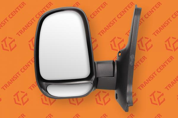 Left mirror manual short arm Ford Transit 1994-2000 new
