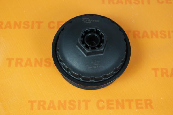 Oil filter bowl, filter base Ford Transit 2000  Trateo new