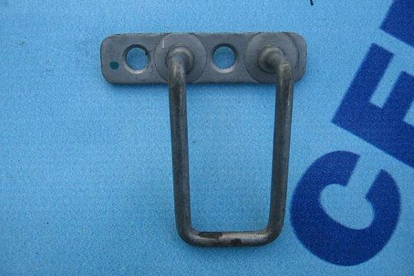 Rear door upper hitch lock Ford Transit 2000-2013 used
