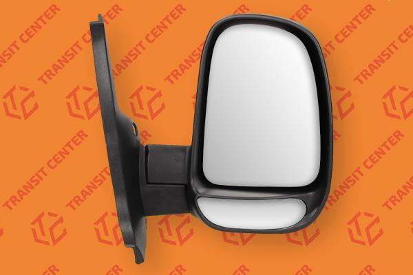 Right mirror manual short arm Ford Transit 1994-2000 new