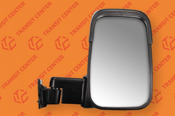 Short arm mirror  right Ford Transit 1986-1994 new