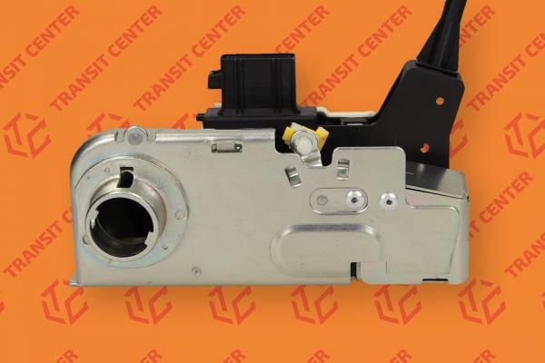 Left lock door Ford Transit 2000-2013 Trateo new