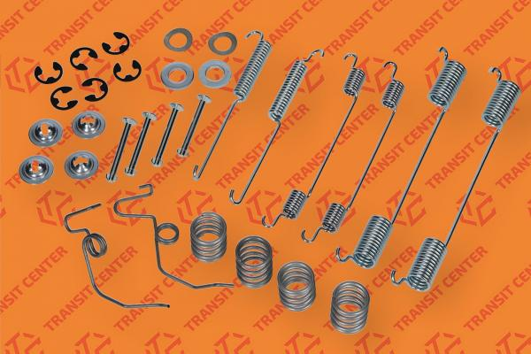 Spring kit - brake 14\'\' Ford Transit 1985-1992 new