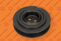 Crankshaft pulley Ford Transit 2.4 TDCI 2006-2013 new