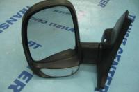 Left mirror manual short arm Ford Transit 1994-2000 used
