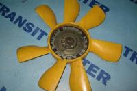 Cooling fan with clutch 2.5 diesel Ford Transit 1988-1994 used