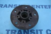 "Front hub 14"" single wheel Ford Transit 1986-1991 used"