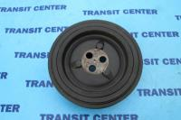 Crankshaft pulley Ford Transit 2.4 TDCI 2006-2013 used