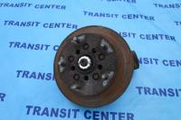 Front left spindle with hub Ford Transit RWD 2006-2013 used