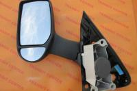 Left long arm manual mirror Ford Transit 2000-2013 original new