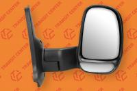 Right long arm manual mirror Ford Transit 1994-2000 new