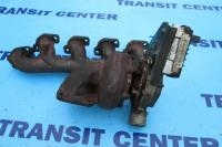 Turbine and exhaust mainfold transit 2.4 TDCI 140 PS 2006-2013 used
