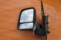 Mirror Ford Transit Connect, left manual LHD. new