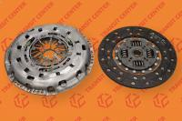 Clutch 2.4 TDCI Ford Transit 2003-2013 disc and pressure plate new