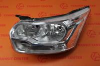 Headlamp Ford Transit 2014 left electrical new