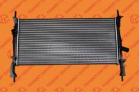 Radiator Ford Transit 2006-2013 with air conditioning new