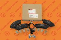 Rear brake pads Ford Transit Connect 2018 new