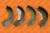 Brake shoe set 16'' BSG Ford Transit 2000-2006 new