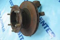 Crossover front twin with hub left transit 2006-2013 used