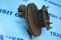 Crossover front twin with hub right transit 2006-2013 used