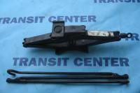 Car jack with handle Ford Transit 1986-1991 used