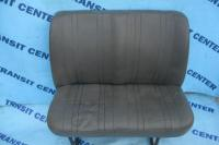 Double leatherette passenger seat Ford Transit 1984-1988 used