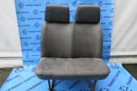 Double passenger leatherette seat Ford Transit 1986-1991 used