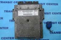 Engine ecu with keyless 2.4 TDCI Ford Transit 2006-2013 used