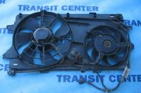 Radiator fan complete 2.0 FWD Ford Transit 2000-2006 used