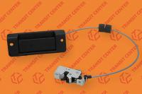 Rear bottom left door lock with link Ford Transit 2000-2013 Trateo new