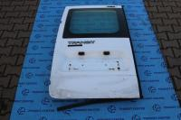 Rear left door Ford Transit low roof 2000-2013 MK6 MK7 used