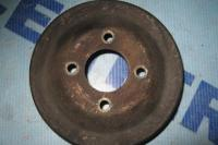 Water pump pulley 2.5 diesel 2.5 turbodiesel transit 1986-2000 used