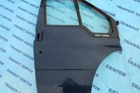 Right front navy blue door Ford Transit 2006-2013 used