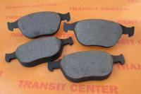 Brake pads Ford Transit Connect, front. new
