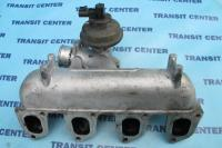 Intake manifold Ford Transit Connect 2002, with EGR valve Used