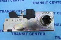 Lock door Ford Transit Connect 2002, front right. used