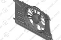 Radiator fan housing 2.2 2.0 Ford Transit MK8 FWD Custom new