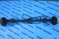 Rear beam axle Ford Transit Connect 2006, with ABS. used