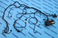 Wiring Loom Harness under bonnet Ford Transit Connect 2002, 1.8 TDDI 75 PS without ABS used