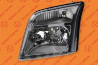 Headlamp Ford Transit Connect, left electrical new