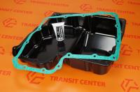 Oil pan with gasket Ford Transit 2.4 Trateo new
