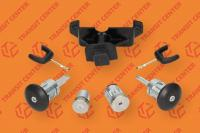 Locking cylinder set Ford Transit MK7 Trateo new