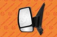 Mirror left Ford Transit Custom electric 8 pin Trateo new