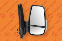 Right mirror Ford Transit 2014 short arm with white indicator light  8 pin new