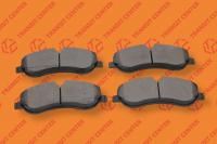 Front break pads Ford Transit 2014 Custom new