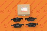 Rear brake pads Ford Transit Connect 2013 new