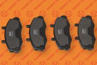 Brake pads Ford Transit 1991-2000 wheels 14 new