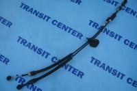 Gear shift cable Ford Transit 6-gear RWD 2006-2013 used